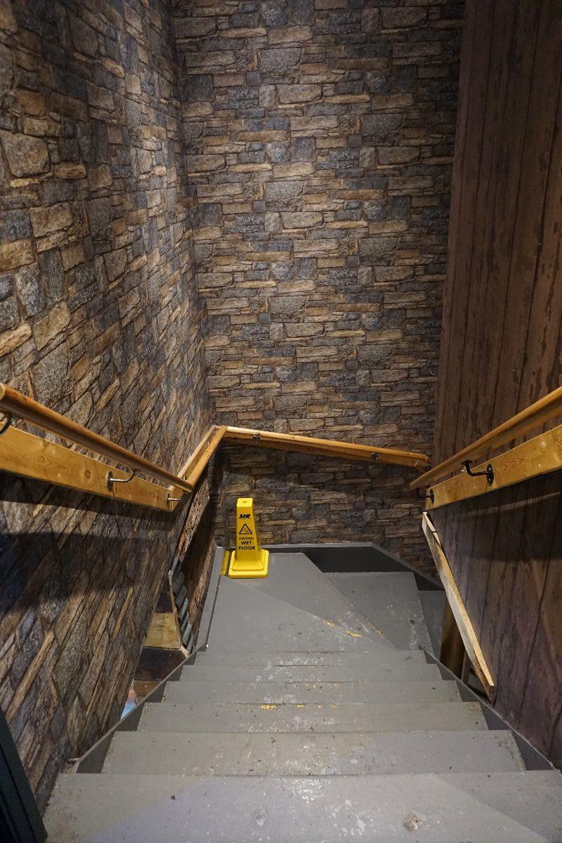 First Floor Stairwell